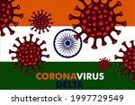 covid 19 coronavirus variant...   Shutterstock .eps vector #1997729549