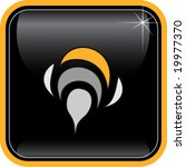 vector abstract internet icon.... | Shutterstock .eps vector #19977370