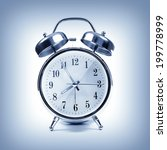 alarm clock | Shutterstock . vector #199778999
