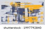 artistic vector texture  cross... | Shutterstock .eps vector #1997792840