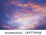 lake in the morning | Shutterstock . vector #199779938