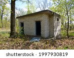 An Abandoned Public Toilet On...