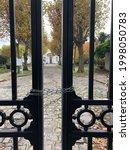 Looking Through Gates At...