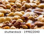 tarts of  dried fruit | Shutterstock . vector #199822040