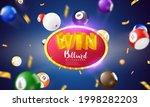 billiard pool balls numbers... | Shutterstock .eps vector #1998282203