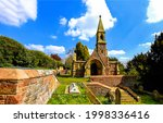 Old Stone Church And Cemetery....
