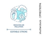 reducing air pollution concept...   Shutterstock .eps vector #1998378596