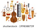 music orchestra diverse...   Shutterstock .eps vector #1998388739