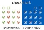 cross and check mark icon...
