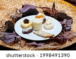 Black Truffle Entree With...