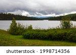 lac de mont louis  gaspesie... | Shutterstock . vector #1998714356