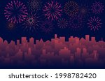 urban background with...   Shutterstock .eps vector #1998782420