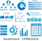 business company analysis web... | Shutterstock .eps vector #1998823316