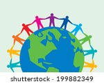 environmental friendly vector   Shutterstock .eps vector #199882349