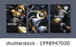 electronic music festival ads... | Shutterstock .eps vector #1998947030