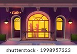 girls in cafe  women...   Shutterstock .eps vector #1998957323