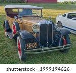 1931 Tan  Studebaker  Antique...