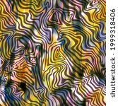 artistic geometric seamless...   Shutterstock . vector #1999318406