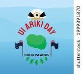 ui ariki day cook islands  new...