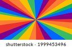 lgbt flag. poster  banner or...   Shutterstock .eps vector #1999453496