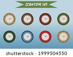 various types of icons in the...   Shutterstock .eps vector #1999504550