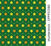 bright star elegant repeating...   Shutterstock .eps vector #199951580
