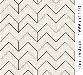 vector seamless pattern. modern ... | Shutterstock .eps vector #1999551110