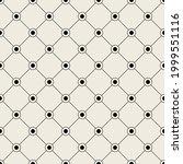 vector seamless pattern. modern ... | Shutterstock .eps vector #1999551116