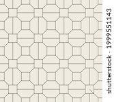 vector seamless pattern. modern ... | Shutterstock .eps vector #1999551143