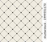 vector seamless pattern. modern ... | Shutterstock .eps vector #1999551170