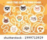 cartoon cats and kittens kids...   Shutterstock .eps vector #1999713929