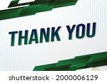 thank you word concept vector...