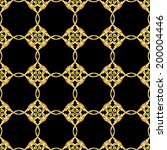 seamless pattern in asian style.... | Shutterstock .eps vector #200004446