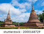 Wat Sa Si  Sukhothai Historical ...