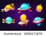 ufo  alien space ships...