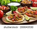 Mexican Cuisine   Tortillas...