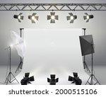 white backdrop background for... | Shutterstock .eps vector #2000515106