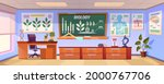 classroom for biology learning... | Shutterstock .eps vector #2000767706