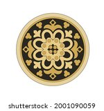 decorative elegance luxury... | Shutterstock .eps vector #2001090059