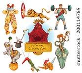 Decorative Circus Magic Fairy...