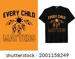 orange shirt day canada...   Shutterstock .eps vector #2001158249