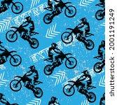 seamless sport pattern for guys....   Shutterstock .eps vector #2001191249
