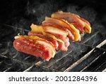 Sausage With Bacon And Banana ...