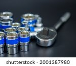 Block Wrench Set And Ratchet...