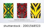 abstract geometric sports...   Shutterstock .eps vector #2001568523