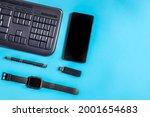 The Keyboard  Smartphone  Wrist ...