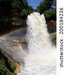 minnehaha fall in minneapolis | Shutterstock . vector #200184236