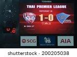 nonthaburi thailand jun14 show... | Shutterstock . vector #200205038