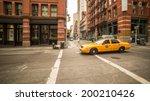 New York   June 22  Soho Street ...
