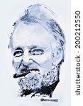 copenhagen  denmark   december... | Shutterstock . vector #200212550